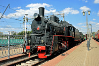 The Museum of the Moscow Railway & The Central Armed Forces Museum