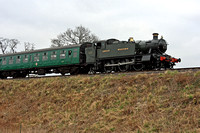 MHR Great Spring Steam Gala 2013